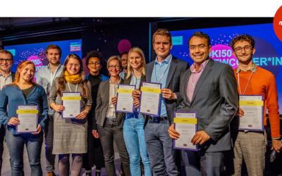 Wettbewerb: Junge, herausragende KI-Forscher*innen gesucht