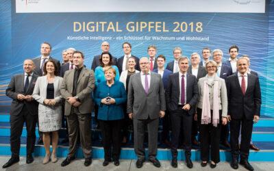 Digital-Gipfel 2018: Die Transformation mutig angehen