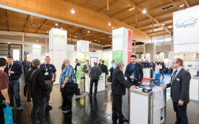 Fachmesse zur Industrieautomation in Leipzig