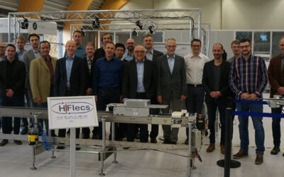 Lemgoer Wissenschaftler entwickeln neuen Industrie-Funkstandard