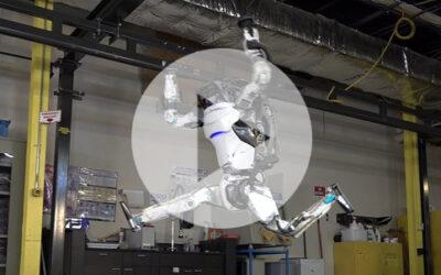 10,0: Roboter Atlas zeigt fehlerlose Turn-Kür