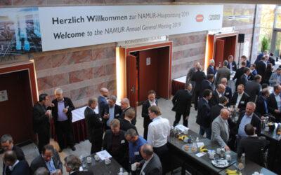Rückblick auf die 82. NAMUR-Hauptsitzung: Enhanced Connectivity for Smart Production
