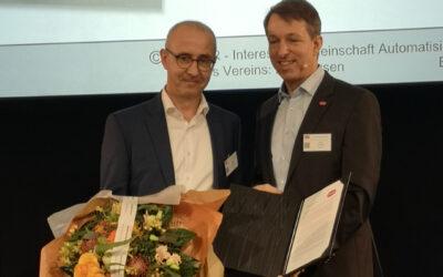 NAMUR-Hauptsitzung 2019: Goldene Ehrennadeln für Erwin Kruschitz und Wilfried Hartmann