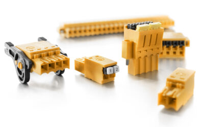 Passende Anschlusstechnik für industrielle Automatisierungstechnik