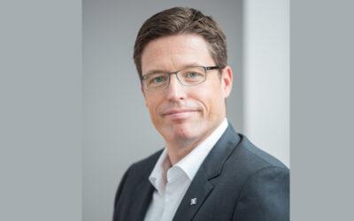 Weidmüller: Dr. Timo Berger ist neuer Vertriebsvorstand