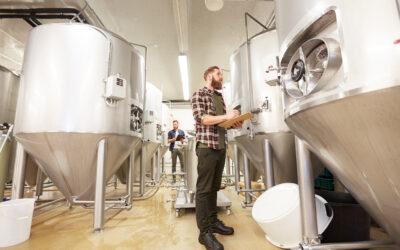 Von der Maische bis zum Bier – alle Brauprozesse im Blick