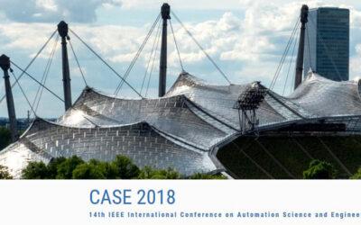 14th IEEE CASE an der TU München: Knowledge-based Automation im Fokus