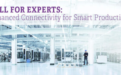 Call for Papers: Enhanced Connectivity for Smart Production