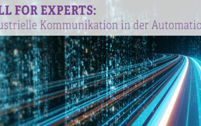 Call for Papers: 11. Jahreskolloquium Kommunikation in der Automation