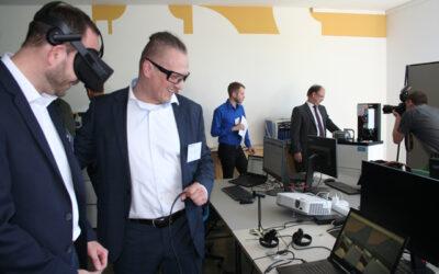 Lenze eröffnet Innovationslabor in Bremen