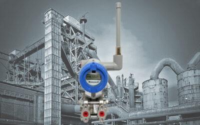 Neuer Wireless Druck-Transmitter erfasst Anlagendaten einfacher und kostengünstiger