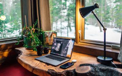 Coronavirus: Jeder Zweite arbeitet im Home Office