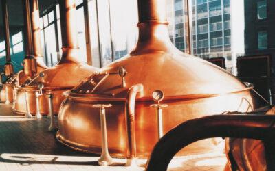 Automatisiertes Brauerei-System feiert seinen 40. Geburtstag