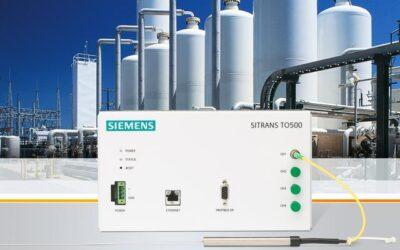 Temperaturmesssystem erhöht Standzeit von Anlagen und Produktqualität