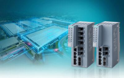 Industrial Security Appliances für noch höheren Schutz von Netzwerken