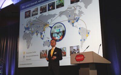 Namur-Hauptsitzung 2016: Lösungen zur Optimierung in der globalen Prozessindustrie