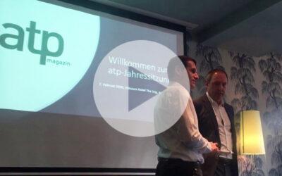 Wegweisend: Die atp-Jahressitzung 2020 im Video-Rückblick