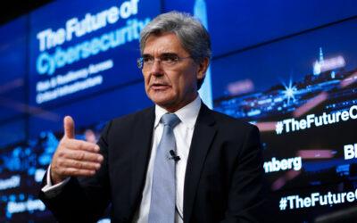 Führungswechsel: Roland Busch löst Joe Kaeser im Februar 2021 als Siemens-CEO ab