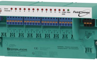 Neue Feldbus-Komponente für sichere Signale