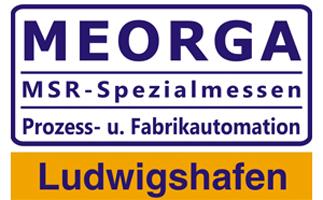 MEORGA MSR-Spezialmesse Prozess- und Fabrikautomation