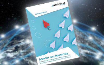 Plattform Industrie 4.0: Memorandum für ein agileres und flexibleres Innovationssystem