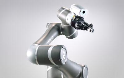 Neuer kollaborativer Roboter bringt Mensch und Maschine näher zusammen