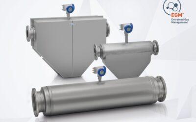 Neue große Nennweiten für Coriolis-Masse-Durchflussmessgeräte
