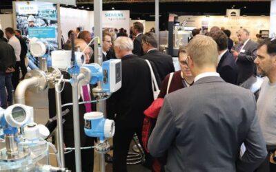 MSR-Spezialmesse für Prozess- und Fabrikautomation in Frankfurt