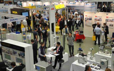Messe für Prozess- und Fabrikautomation in Bochum
