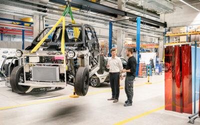 RWTH Aachen startet Innovation Factory