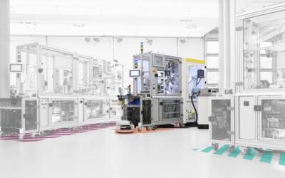 Modulares Safety-Konzept erhöht Flexibilität beim Anlagenumbau