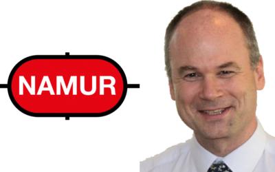 NAMUR: Igor Stolz wird neues Vorstandsmitglied