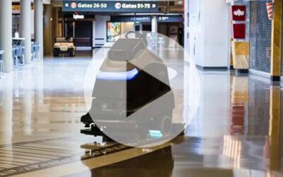 Corona-Pandemie: Flughafen Pittsburgh setzt auf autonome Putz-Roboter