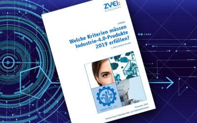 Welche Kriterien müssen Industrie-4.0-Produkte 2019 erfüllen?