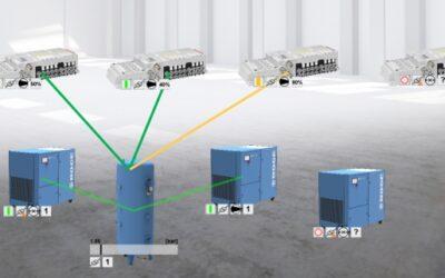 Druckluft 4.0: Das smarte pneumatische Netz nutzt OPC UA