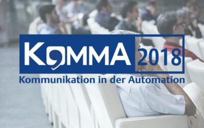 """9. Jahreskolloquium """"Kommunikation in der Automation – KommA"""""""