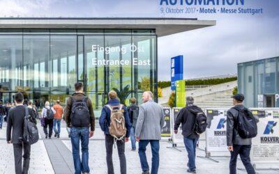 """Fachforum """"Sicherheit + Automation"""" auf der Motek 2017"""