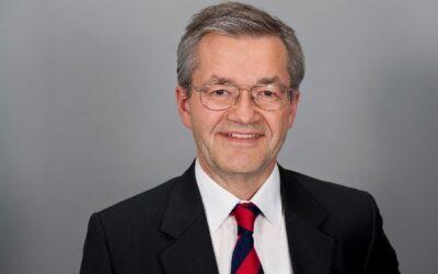 Andreas Helget Vice President von Yokogawa Europe