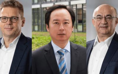 SICK: Neues Jahr, neue Vorstandsstruktur