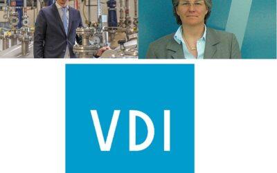 VDI: Kesel und Peglow neu ins Präsidium gewählt