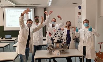 Digitaler ChemCar-Wettbewerb 2021: Anmeldungen sind jetzt möglich