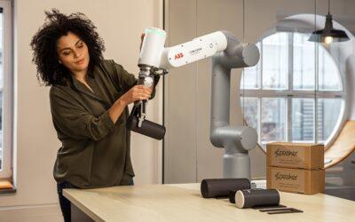 Neue Cobot-Generation: ABB ebnet Erstanwendern den Weg in die Automatisierung