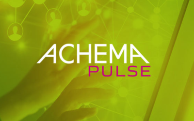 ACHEMA Pulse: digitales Forum für die Prozessindustrie