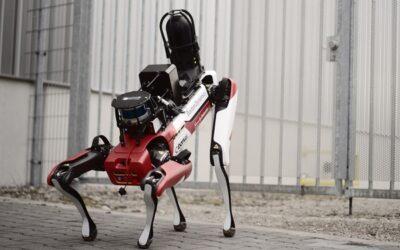 KI: Roboter für mehr Sicherheit