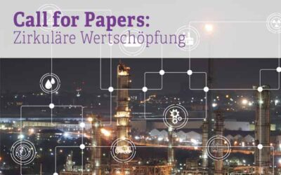 Call for Papers: Zirkuläre Wertschöpfung