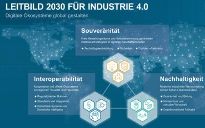 Industrie 4.0: Größerer Datenraum und klimaneutrale Produktion