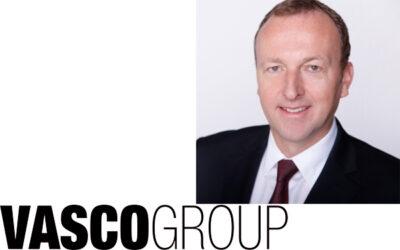 Neuer CEO bei der Vasco Group