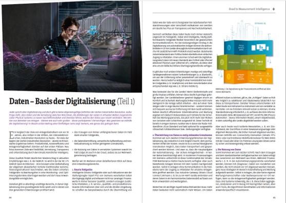Daten – Basis der Digitalisierung (Teil 1)