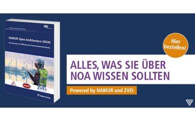 NOA: Neues Buch stellt das Konzept und Praxisbeispiele vor