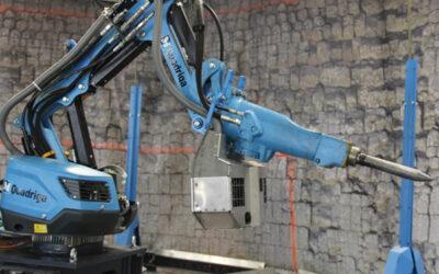 Interview: Mehr Arbeitssicherheit durch Robotik